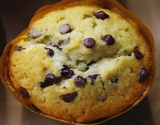 香蕉巧克力豆马芬的做法大全_香蕉巧克力豆马芬的家常做法怎么做好吃