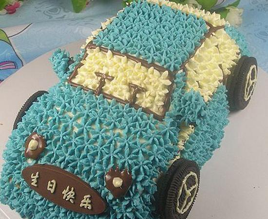 汽车奶油蛋糕的做法大全_汽车奶油蛋糕的家常做法怎么做好吃