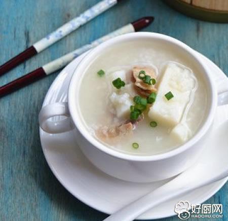 山藥臘鴨粥的做法_山藥臘鴨粥的家常做法_山藥臘鴨粥怎么做好吃