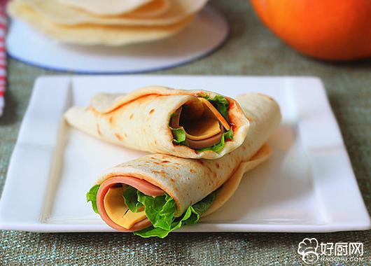 墨西哥卷饼的做法_墨西哥卷饼的家常做法大全怎么做好吃