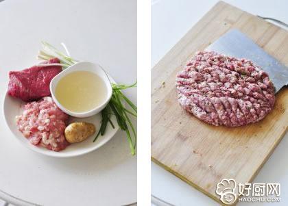 牛肉包子的做法步骤_1