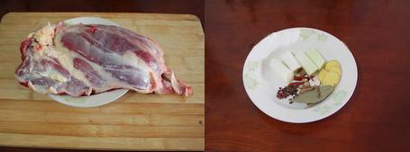 一口过足瘾的牛肉 自制香辣卤牛肉_2