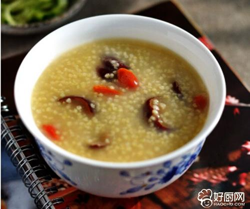 小米红枣粥的做法_小米红枣粥的家常做法大全怎么做好吃