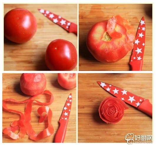 以换成其它很多水果,猕猴桃-花样果盘的做法 花样果盘的家常做法