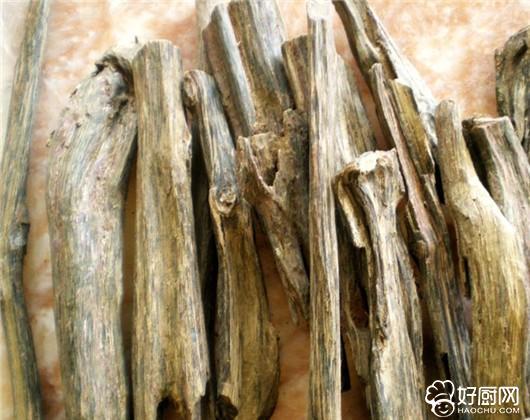 沉香木纹理图片