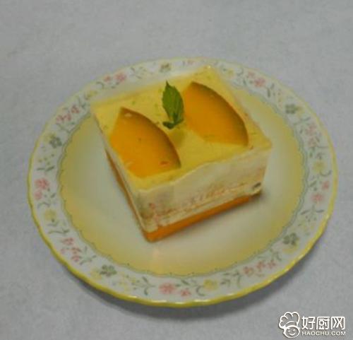 南瓜慕斯蛋糕的做法_南瓜慕斯蛋糕的家常做法大全怎么做好吃