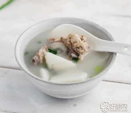 猪骨山药米粥的做法_猪骨山药米粥的家常做法大全怎么做好吃