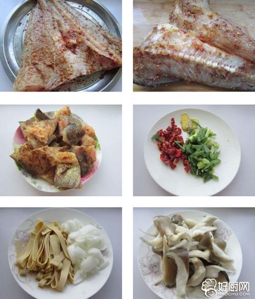 腌制鱼块的方法图解