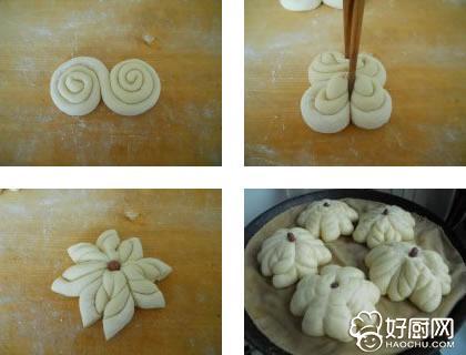 【花馍】花馍的做法_花馍的家常做法大全怎么做好吃