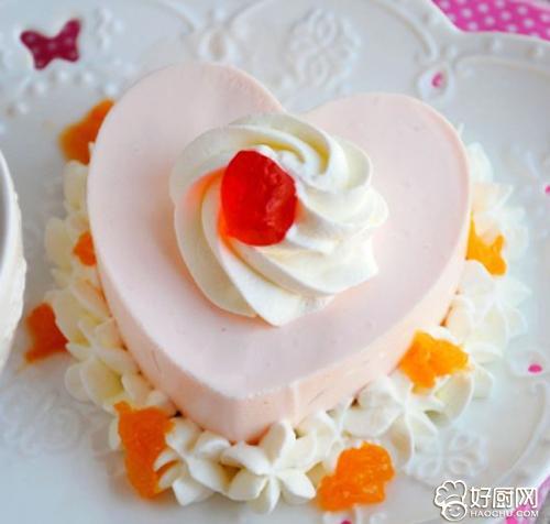 qq糖慕斯蛋糕的做法_qq糖慕斯蛋糕的家常做法大全怎么做好吃