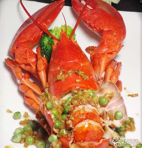 【蒜蓉龙虾】蒜蓉龙虾的做法_蒜蓉龙虾的家常做法大全