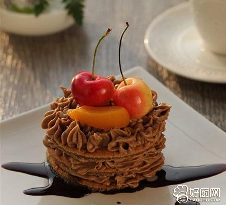 水果咖啡蛋糕的做法_水果咖啡蛋糕的家常做法大全怎么做好吃