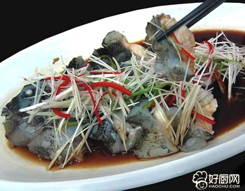 清炖海参斑鱼的做法步骤_8