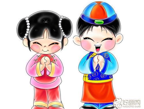 春节传统年俗之拜年的由来