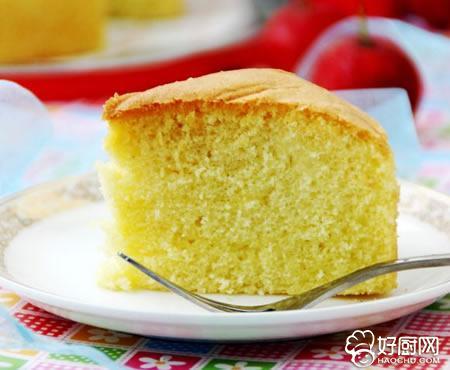 海绵蛋糕的做法_海绵蛋糕的家常做法大全怎么做好吃