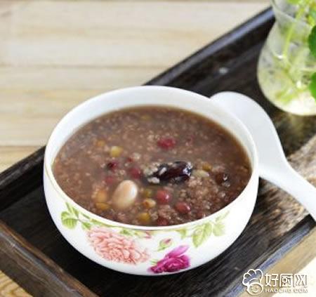 紅豆粥的做法_紅豆粥的家常做法大全怎么做好吃