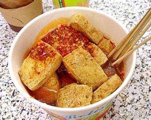 臭豆腐竟然用硫酸亚铁来染色_1