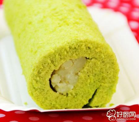 土豆沙拉菠菜蛋糕卷的做法_土豆沙拉菠菜蛋糕卷的家常做法大全怎么做好吃