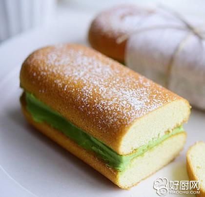 热狗蛋糕简笔画