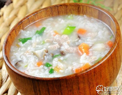 杂蔬瘦肉粥的做法_杂蔬瘦肉粥的家常做法大全怎么做好吃