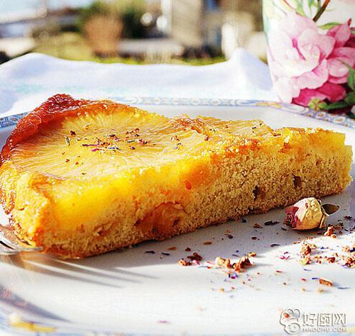 法式焦糖菠萝蛋糕的做法_法式焦糖菠萝蛋糕的家常做法大全怎么做好吃