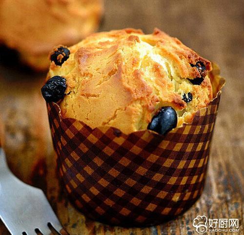葡萄干马芬蛋糕的做法_葡萄干马芬蛋糕的家常做法大全怎么做好吃