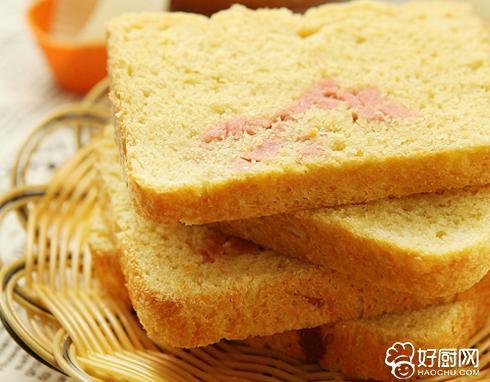 火腿面包的做法_火腿面包的家常做法大全怎么做好吃
