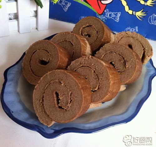 巧克力蛋糕卷的做法_巧克力蛋糕卷的家常做法大全怎么做好吃