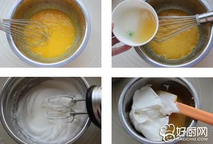 奶油蛋糕卷的做法步骤_2