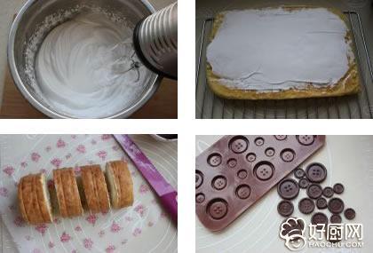 奶油蛋糕卷的做法步骤_5