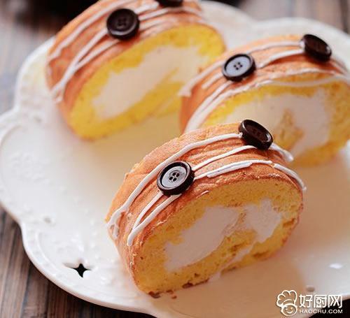 奶油蛋糕卷的做法步骤_6