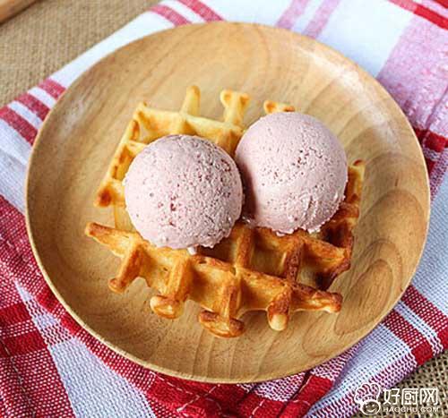 草莓冰激凌的做法步骤_4