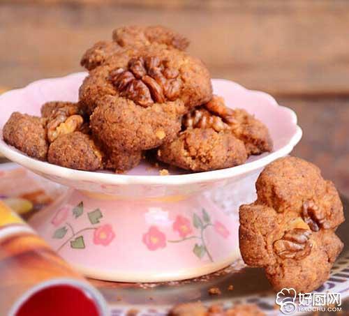 核桃酥饼的做法步骤_1