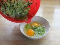 西葫芦木耳鸡蛋蒸饺的做法步骤_3