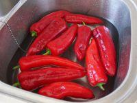 腌红椒的做法步骤_1