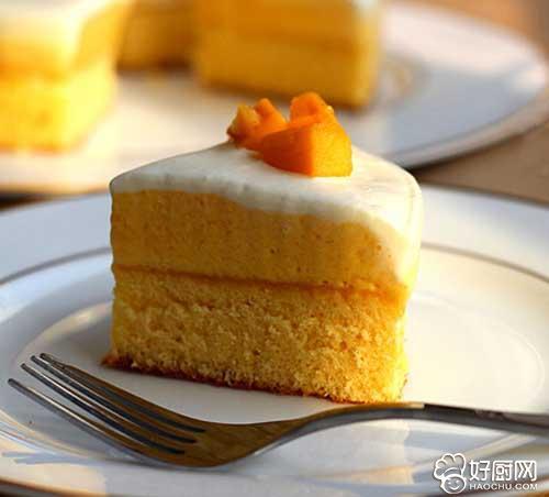 芒果慕斯蛋糕的做法_芒果慕斯蛋糕的家常做法大全怎么做好吃