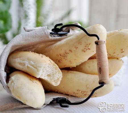 黑胡椒小面包的做法_黑胡椒小面包的家常做法大全怎么做好吃