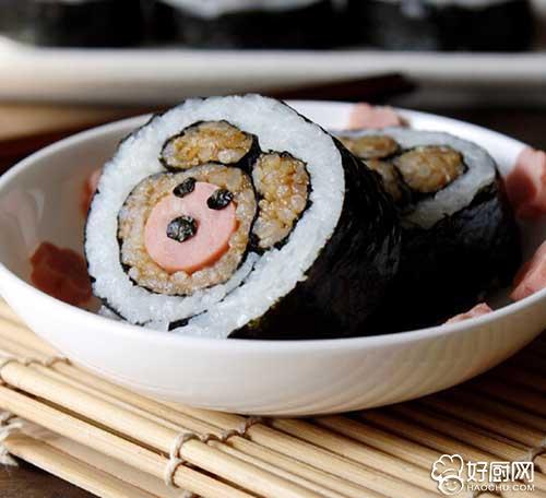 小熊寿司的做法_小熊寿司的家常做法大全怎么做好吃