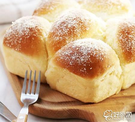 椰浆面包的做法_椰浆面包的家常做法大全怎么做好吃