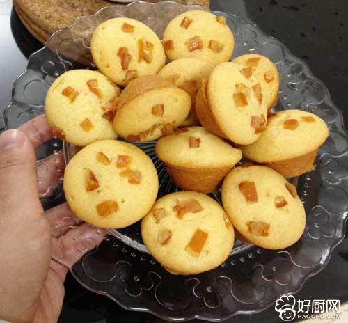 蜂蜜橘皮马芬的做法_蜂蜜橘皮马芬的家常做法大全怎么做好吃