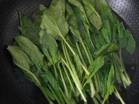 菠菜拌粉丝的做法步骤_2