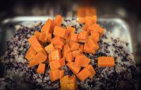 南瓜糯米饭的做法步骤_2