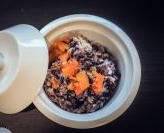 南瓜糯米饭的做法步骤_4