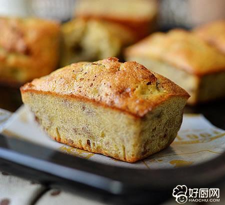 香蕉面包的做法_香蕉面包的家常做法大全怎么做好吃