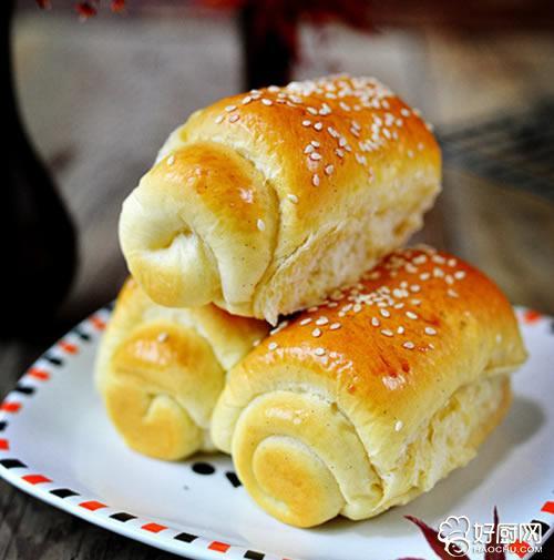 香草面包卷的做法_香草面包卷的家常做法大全怎么做好吃
