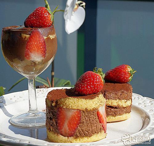 巧克力迷你提拉米苏的做法_巧克力迷你提拉米苏的家常做法大全怎么做好吃