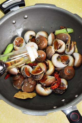 卤水香螺的做法 卤水香螺的家常做法大全怎么做好吃