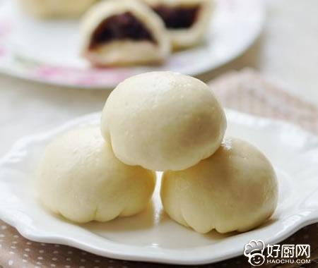 豆沙包的做法_豆沙包的家常做法大全怎么做好吃