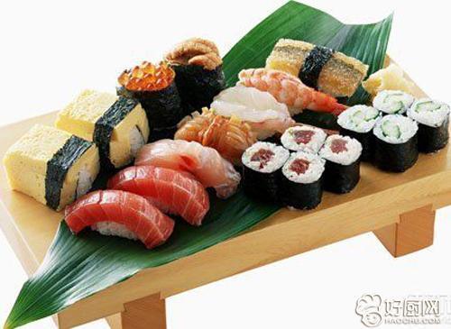 杭州寿司培训班:吃寿司的七大好处