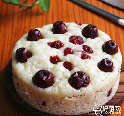 牛奶蔓越莓红枣发糕的做法_牛奶蔓越莓红枣发糕的家常做法大全怎么做好吃